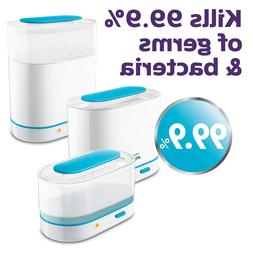 Philips Avent 3-in-1 Electric Steam Sterilizer for Baby Bott