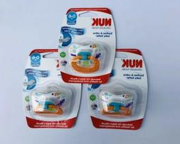 3 new orthodontic pacifiers 0 6 months