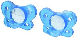Dr. Brown's Natural Flow One-Piece Pacifier, Stage 1 , Assor