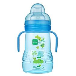 MAM Trainer Cup, Trainer Cups for Babies with Handles, Boy,