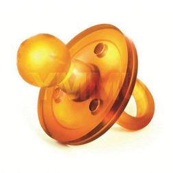 The UMMY: BPA-free 100% Natural Rubber Pacifier with Round N