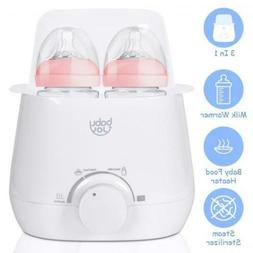 baby bottle sterilizer and milk warmer electric