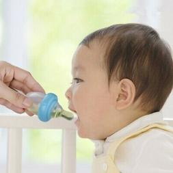 Baby Infant Silicone Pacifier Liquid-Medicine Tool Toddler K