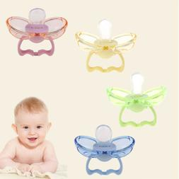 Baby Nipple Toddler Soother Teether Care Dustproof Silicone