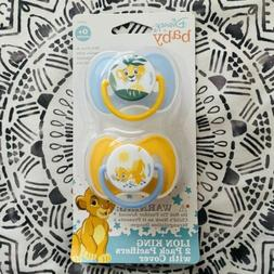 Disney Baby Pacifier Bundle Lion King