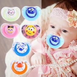 Baby Pacifier Dummy Pacifiers Funny Silicone Soothers Pacifi