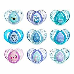 Baby Pacifiers Day Night Glow In Dark BPA FREE 6 18 Months S