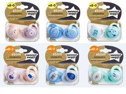 Baby Soother Dummy Pacifier Nipple Tommee Tippee  0-6m / 6-1