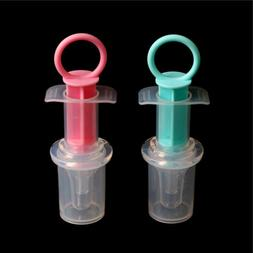 Baby Squeeze Medicine Dropper Dispenser Utensils Flatwar Pac