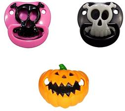 Billy Bob Baby Pacifier, 3 Pack