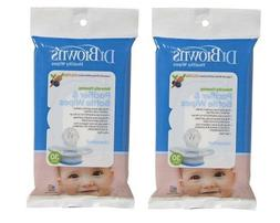 Dr. Browns Pacifier and Bottle Wipes
