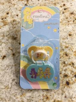 Care Bears Baby Lit Of 4 Pacifiers