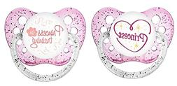 Ulubulu Classic Expression Pacifier - 6-18 Months - 2 Pack -