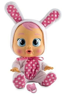 Coney Baby Doll Cry Babies Attached Pacifier and Removable A