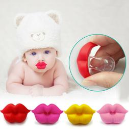 Cute Silicone Kids Infant Baby Pacifier Orthodontic Nipple F