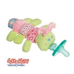 Wubbanub Cutsie Caterpillar Pacifier - Mary Meyer Limited Ed