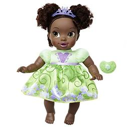 Disney Princess Deluxe Baby Tiana Doll with Pacifier Baby Do