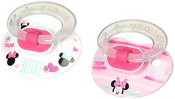 Bru Exclusive NUK Disney Pacifier with Glow In The Dark Hand