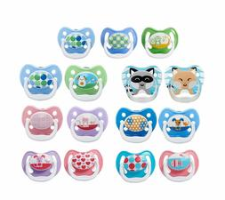 Dr. Brown's PreVent Classic Orthodontic Baby Infant Pacifier