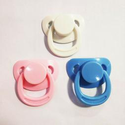 Dummy Magnetic Pacifier For Reborn Baby Internal Magnet Doll