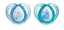 Tommee Tippee Everyday Pacifier - 0-6 Months - 2 Pack - Cast