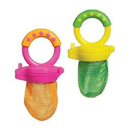Munchkin Fresh Food Feeder - 2 Count - Girl Colors
