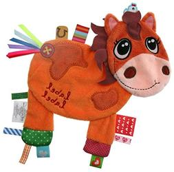 label label Friends Henry Horse Silky Comfort Mini Grasp and