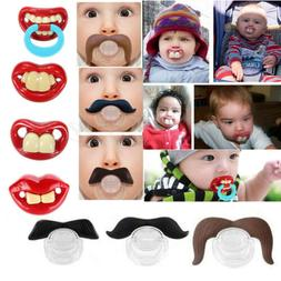 Funny Dummy Dummies Pacifiers Baby Novelty Joke Maternity To