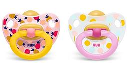 NUK Happy Kids Latex Soother Size 2