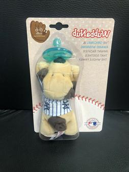 WubbaNub Infant Baby Soothie Pacifier New York Yankees Pinst