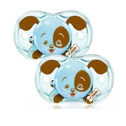 KEEP IT KLEEN PACIFIER 2PK PERCY PUPPY