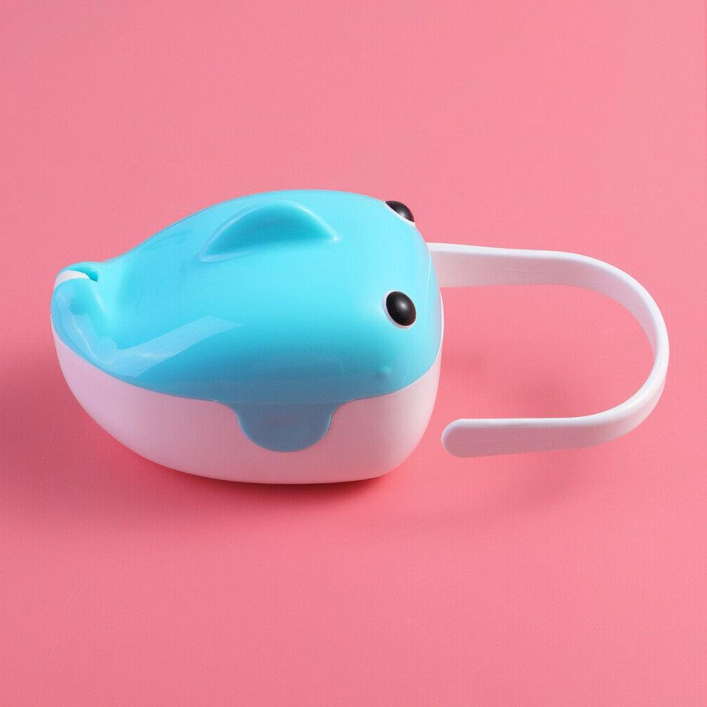 Whale Safe Pacifier Holder