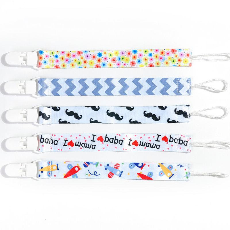 Baby Boys Soother Leash Strap