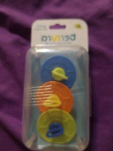 3 Chupones De Miel,Para niño ,boy honey pacifiers