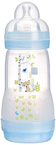 MAM Baby Bottles for Breastfed Babies, MAM Baby Bottles Anti