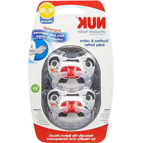 NUK Sports Puller in Styles, Months