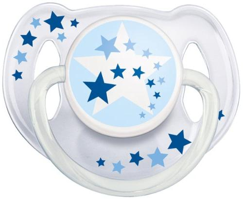 Philips BPA Night Time Pacifier, Months, Count