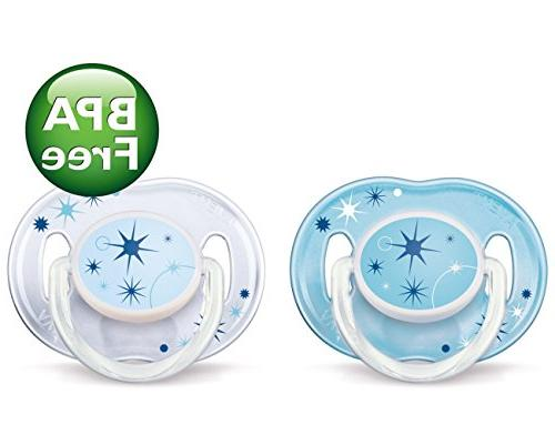 Philips Nighttime Infant Months, Vary, 2-Count