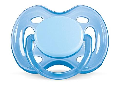 Philips 0-6 Months, Free Flow, Blue/White,