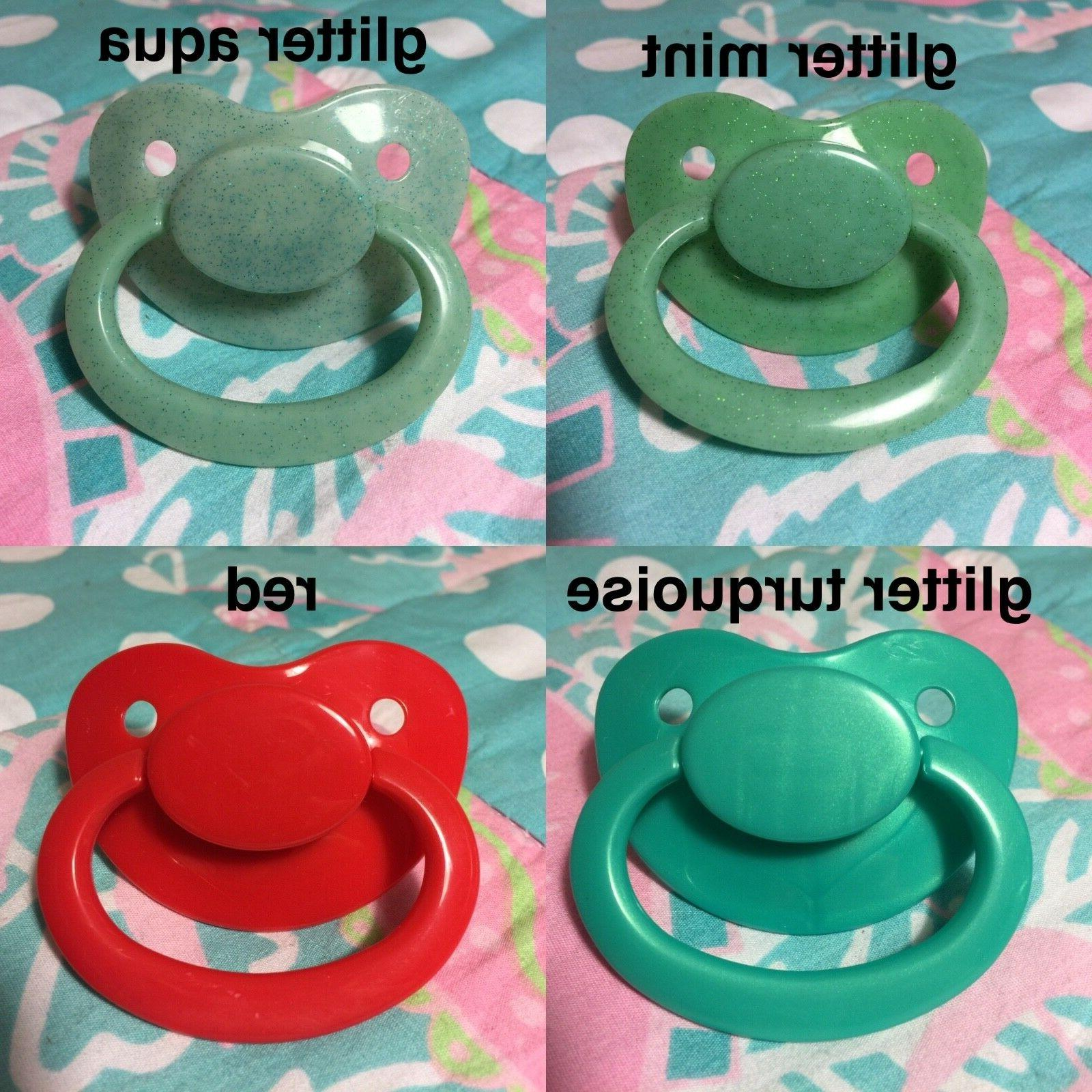 Adult size Silicone in 25 COLOR