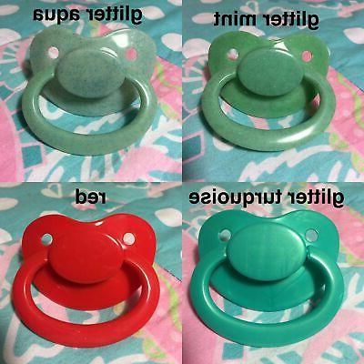 Adult Pacifier In