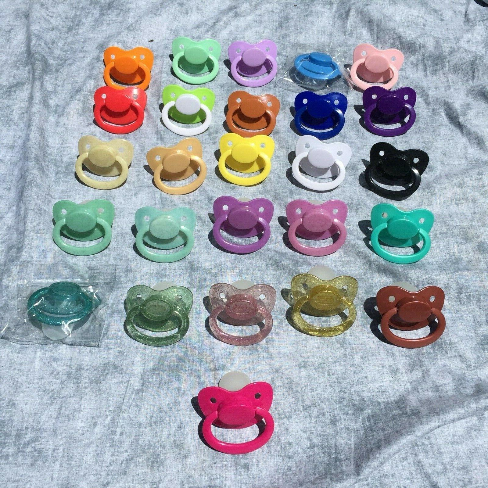 adult sized pacifier soother oral fixation snoring