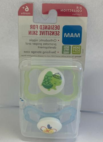 air night orthodontic pacifier