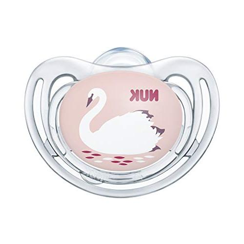 NUK Pacifiers, Girl, Months