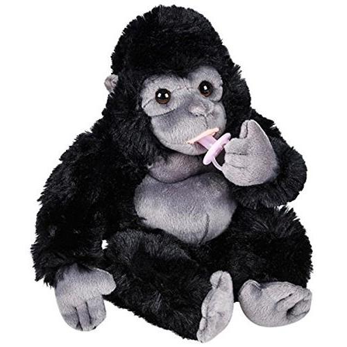 animal den plush gorilla