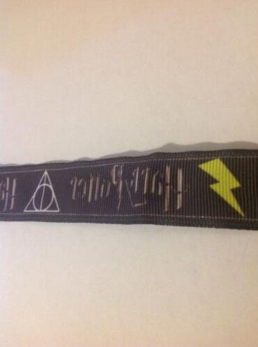 Baby Clip Harry Potter Ribbon