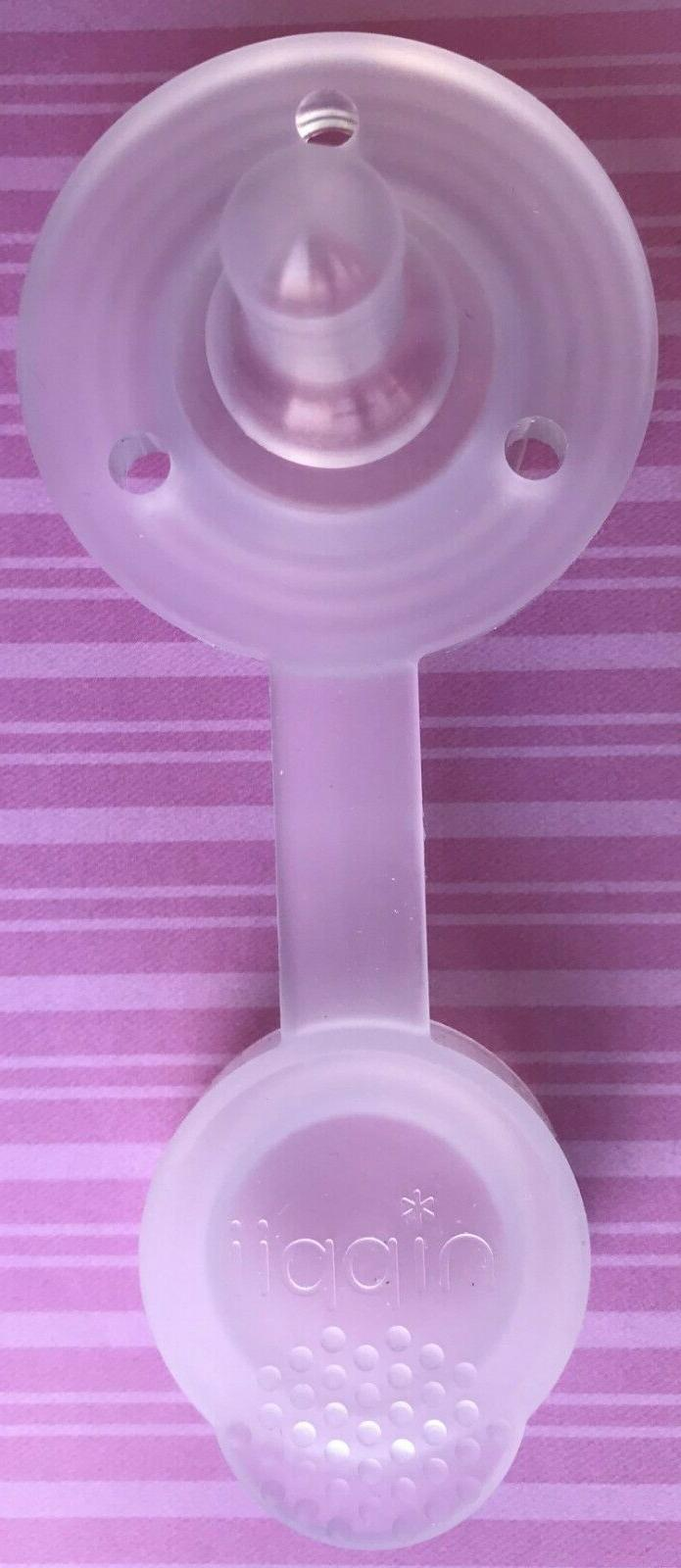 Nippii Baby Teether Pacifier. Fill water!