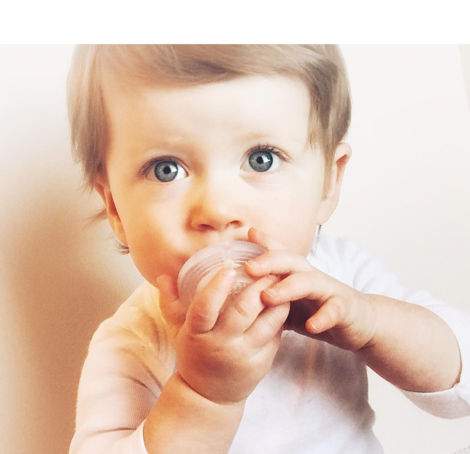 Pacifier. Cold Fill with water!