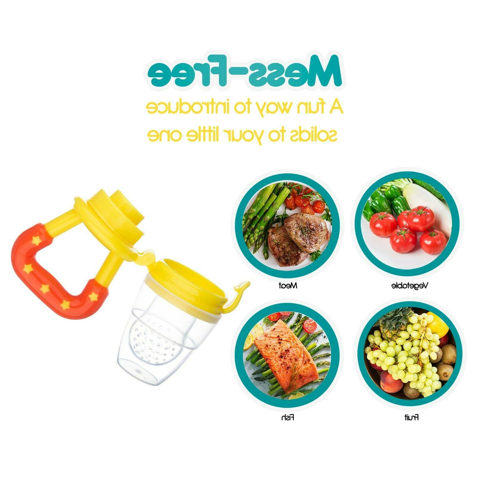 Baby Fruit   Infant Silicone Toy