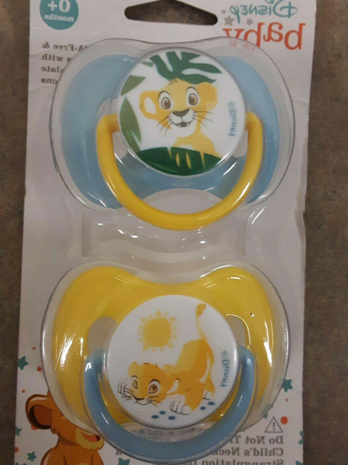 2 Pack Pacifiers Cover